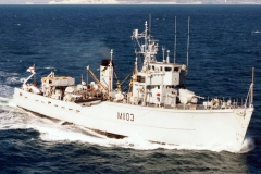 (Ref. B3) HMS Alfriston